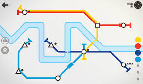 Just let them play and you will see how your kids just create a connections between dots and solve the puzzles. Game Quicky Mini Metro Android Transported Over There Nekojonez S Gaming Blog