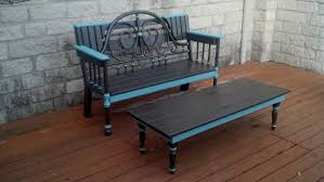 furniture, Artistic Chair Front Interesting Table On Wooden Floor Plus Nice  Wall Right For Repurposed