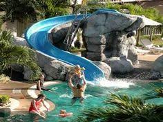 residential pools with slides. Simple Slides Pool Slide Itu0027s About Time Intended Residential Pools With Slides