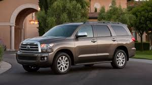 Used 2017 Toyota Sequoia for sale - Pricing & Features | Edmunds