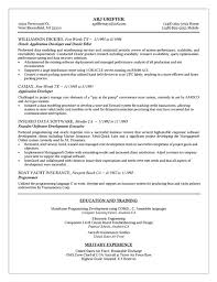 Resume Sample Technical4 Regarding 15 Exciting How To Write A