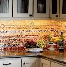 Marvelous Kitchen Mosaic   Backsplash Ideas For A Unique Kitchen   Bob Vila