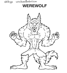 Small Picture adult werewolf coloring pages scary werewolf coloring pages