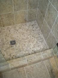 mosaic tile shower floor review marble