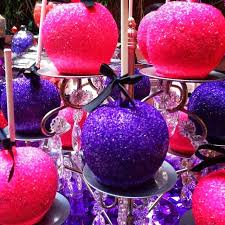 custom candy caramel chocolate apples personalized favors any color corporate favors mitzvahs birthdays custom orders