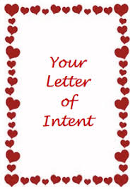 Download A Sample Letter Of Intent