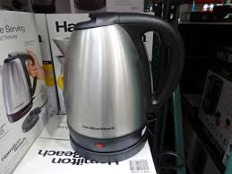 costco water heater usa.  Usa Hamilton Beach Stainless Steel Electric Kettle Costco 2 And Water Heater Usa