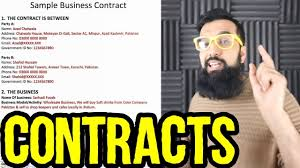 Most limited liability partnerships put an llp agreement in place. Free Business Partnership Contract Template For Pakistani And Indian Businesses Youtube