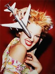 Drew Barrymore by David LaChapelle - Drew-Barrymore-by-David-LaChapelle-600x807