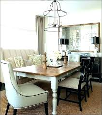 chandelier over dining room table dining room pendants a pendant