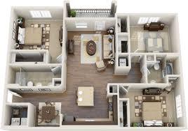 luxury apartment floor plans 3 bedroom. Interesting Bedroom 33 West Luxury 3 Bedroom Apartment And Floor Plans R