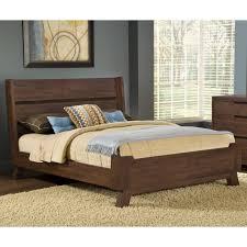 Portland Bedroom Furniture Portland Solid Wood Platform Bed Beds At Hayneedle
