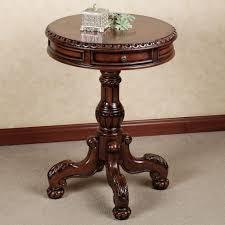 cortona round pedestal table cortona pedestal table touch to zoom