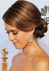 Jessica Alba Updo Hairstyles 137 Best Images About Updo On Pinterest