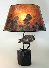 owl table lamp rustic bronze owl table lamp white ceramic owl table lamp