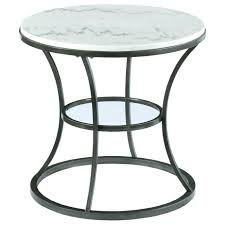 round marble top end table impact round end table with marble top and glass shelf marble