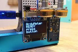 Arduino Light Meter Photography Ardumeter Arduino Incident Light Meter Hackster Io
