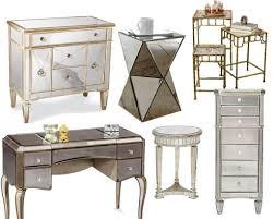 Mirrored Bedroom Set Furniture Luxury Mirrored Bedroom Vanity Furniture Set