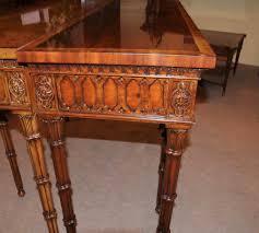 mahogany hall table. additional images mahogany hall table i