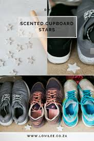 get rid of mildew smell in clothes or shoes in your cupboard make these scented