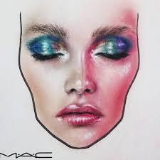 gut bekannt best 25 mac face charts ideas on face charts zw08