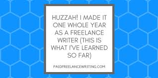 paid lance writing become a lance writer in your s i didn t plan to become a full time lance writer in the beginning it seemed like a great way to make money while i searched for a more traditional