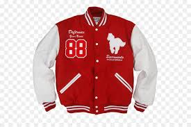 jacket letterman varsity team hoo clothing jacket