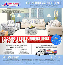 furniture stores greeley co. MericaFURNITUREYOUR LIFESTYLEFurniture WarehouseBedroom Furniture Dining Room ElectronicLiving Rooms Outdoor OfficeEntertainmentSofa To Furniture Stores Greeley Co