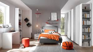Jugendzimmerset Weiss Matt Grau Joylin2 Designermöbel Moderne