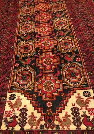 antique baluchi runner rug 6 7 ft x 3 4 ft