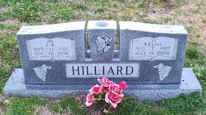 Lillian Hilliard (1927 - 2000) - Genealogy