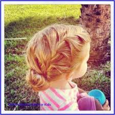 cute simple hairstyles for kids fresh