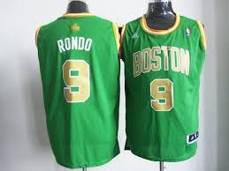 Revolution Green 8 Celtics Jeff White 30 Stitched Jersey Nba