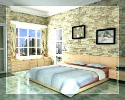 faux stone accent wall s bed faux stone accent wall how to install exterior stone accent