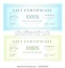 Plain Gift Certificate Template Money Voucher Template Money Voucher Template Money Gift Certificate