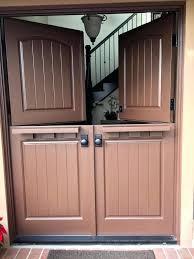 double dutch door double dutch doors with glass