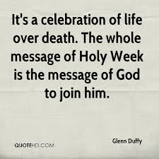 Celebration Of Life Quotes Death Delectable Glenn Duffy Death Quotes QuoteHD