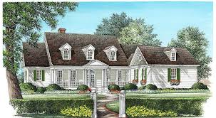 Country Cape Cod House Plans  Home Design GAR34601  20164Cape Cod Home Plans