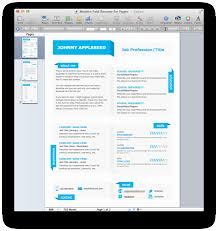 Resume Template Apple Templates Memberpro Co Iwork Cv Free Jennifer