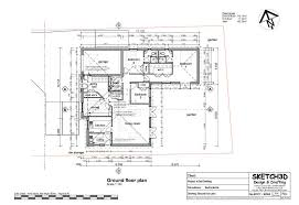 new self build bungalow floor plan