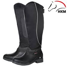 hkm kanada winter riding boots