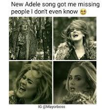 The 22 Best Adele Memes | Adele Meme, Adele and Meme via Relatably.com