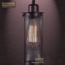 1pc vintage cafe use industrial diy ceiling lamp