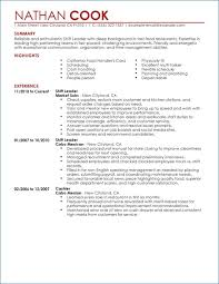 Fast Food Resume Sample Publicassets Us