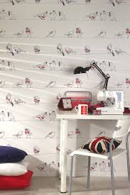 British sewing room. Designer WallpaperWallpaper ...