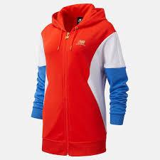 <b>NB Athletics Village FZ</b> Hoodie | Hoodies womens pullover, Women ...