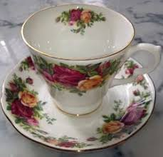 Rose Pattern China Amazing Royal Albert