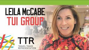 Leila McCabe, TUI Holidays Ireland, Irish Travel Industry Road ...