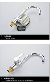 Free Shipping Lowest Price Solid Brass Kitchen Faucet With Hot Cold