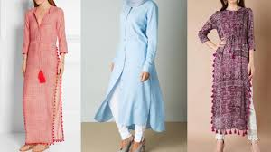 New Pakistani Kurta Design Latest Pakistani Simple Kurta Design Ideas Daily Wear Kurta Design Kurta For College Students